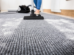 Duncan's Carpet Cleaning services
